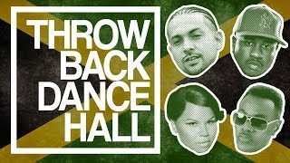 Throwback Dancehall Mix   Classic Dancehall Songs   Early 2000's Old School Ragga Club Mix Reggae