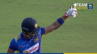 Dinesh Chandimal 80 vs England in 5th ODI at RPICS