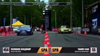 BMW M4 vs Audi RS7