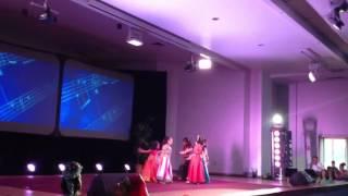 Pari and kavya dance