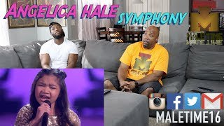 Angelica Hale_ 10-Year-Old Vocalist Stuns With 'Symphony' - America's Got Talent 2017 (Reaction)