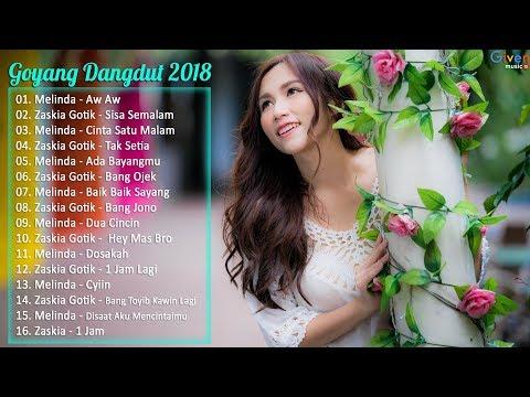 Melinda VS Zaskia Gotik - Lagu Dangdut Terbaru 2017-2018
