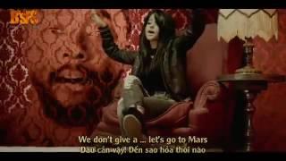 Lyrics+Vietsub Problem   Becky G Ft Will i am The Monster Remix