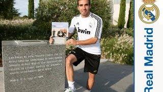 Dani Carvajal, nuevo jugador del Real Madrid