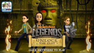 Legends of the Hidden Temple: Unlock The Past - Join Sadie, Noah & Dudley (Nickelodeon Games)
