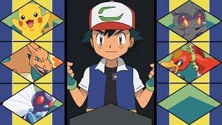 Ash's Team Movie 20