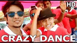পাগলা নাচ না দেখলে চরম মিস | Bangla Fun | Crazy Dance | Hot Dance | Bangla Funny Video