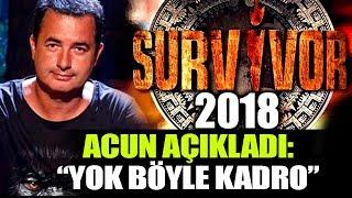 Survivor 2018 All Star Netleşen Son Kadro (Bir Kişi Daha Belli Oldu)