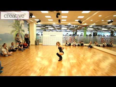 Космический прокач от Елены Яткиной. Choreography by Fraules. Dancehall