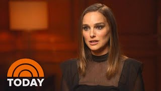 Sheinelle Jones Talks Women's Rights With Natalie Portman, Tiffany Haddish And Others | TODAY