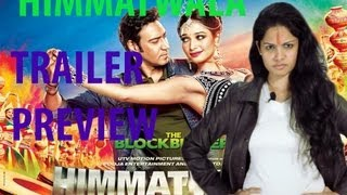 Himmatwala Official Trailer 2013   Latest Bollywood Hindi Movie   Ajay Devgn I Tamannah Bhatia!!