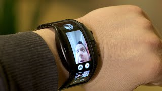 Reviewing the weirdest smart watch we've ever tested