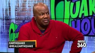 Comedian Earthquake!