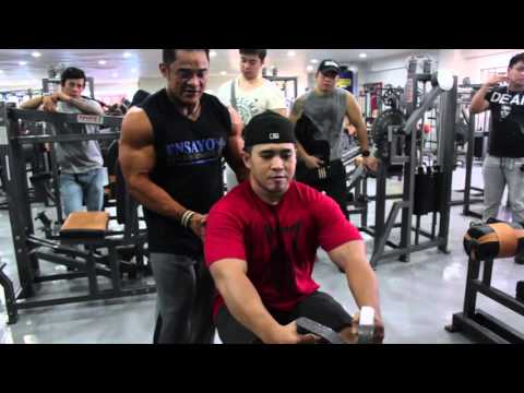 PCBF Exercise tips - Seated Row