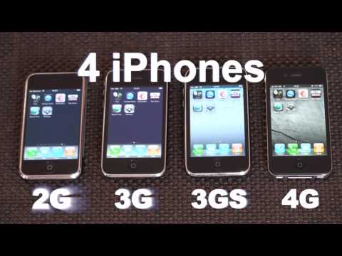Xxx Mp4 IPhone 2G 3G 3GS 4 Speed Comparison 3gp Sex