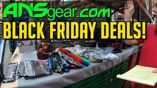 ANSgear Black Friday Deals for Paintball Gear