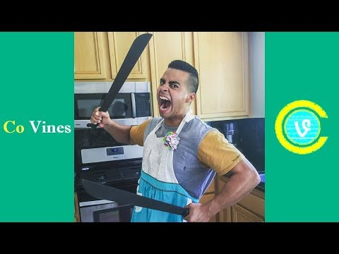 Try Not To Laugh Watching David Lopez Compilation 2017 3 W Titles Funny David Lopez Videos