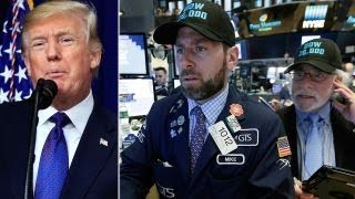 Does Trump deserve the credit for the Dow