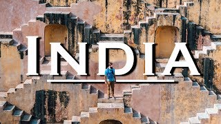 Insane First Day in India! | Travel to Jaipur, Rajasthan
