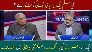 Exclusive Interview of Mushahid Ullah Khan | Live With Nasrullah Malik | Neo News