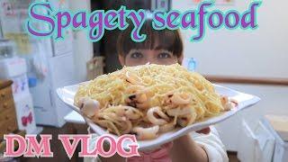VLOG#47|masak spagety ala dona