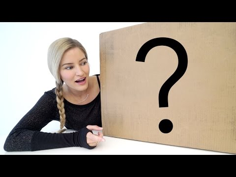MYSTERY BOX UNBOXING!!