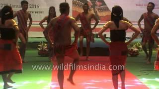 Tangkhul Naga dance