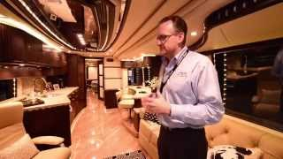 The 2.5 Million Dollar Motorhome ~ Liberty Coach ~ Full Tour By G & Owner Of Company