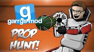 GMod Prop Hunt! - MIDGET DIAPER BABIES! (Garrys Mod Funny Moments)