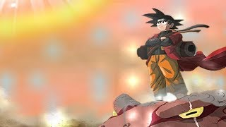 Dragon Ball Shippuden (Goku Meets Naruto)