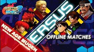 Capcom VS SNK Universe : Offline Matches/IKEMEN MATCHES