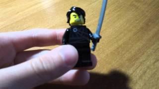 Лего NingaGo.Самодельные  ниндзя.