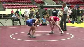 WM 44 KG - 5th - Kayla Barnes (King) vs. Dalina Vuong (MVC)