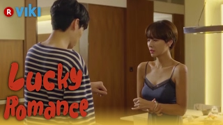 Lucky Romance - EP 4 | Hwang Jung Eum in Lingerie Trying to Seduce Ryu Jun Yeol at a Hotel