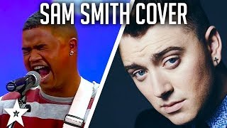 Sam Smith Singer Gets GOLDEN Buzzer on SA