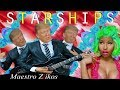 Donald Trump Singing Starships By Nicki Minaj 3gp mp4 video