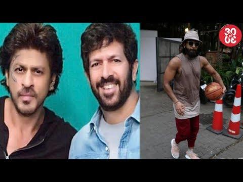 Xxx Mp4 Shahrukh Khan Kabir Khan Were College Buddies Ranveer Singh Snapped Post Sports Club Outing 3gp Sex