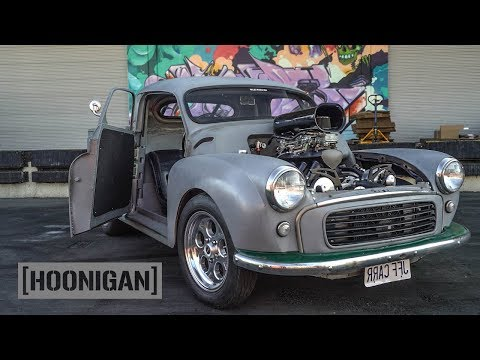 Xxx Mp4 HOONIGAN DT 197 500HP 1956 Morris Minor Pickup Truck 3gp Sex