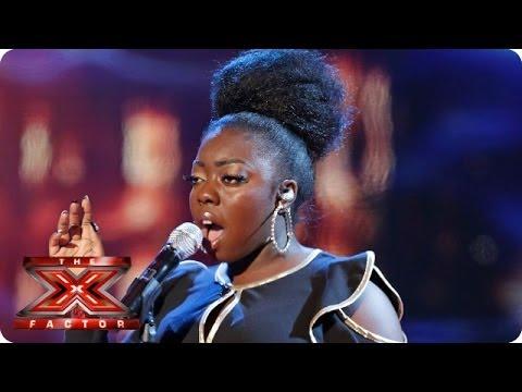 Hannah Barrett sings Skyfall by Adele Live Week 3 The X Factor 2013