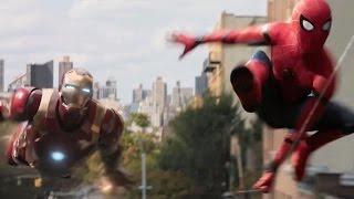 Spider-Man: Homecoming | official trailer #1 (2017) Tom Holland Robert Downey Jr. Marvel