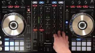 Pioneer DDJ-SX Electro House Mix