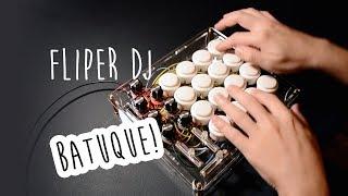 Fliper Dj   batuque (diy midi controller with Arduino pro micro)