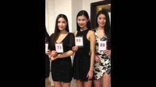 Choosing Your Sexy Thai Girls in Karaoke Hostess Bar