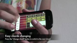 How to play guitar on android