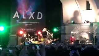 [Alexandros]  フリーライブ 洋平MC~dog 3