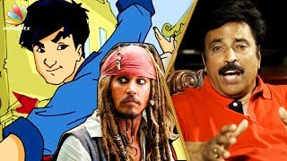 Jackie Chan & Jack Sparrow