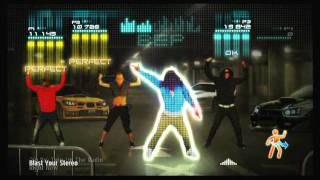 Pump It - The Black Eyed Peas Experience - Wii Workouts