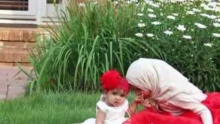 Eid Mubarak from Maryam Masud Laam from Toronto, Canada