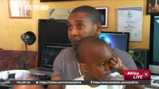 2 year old DJ AJ is a viral phenomenon