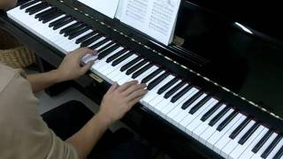 John Thompson's Easiest Piano Course Part 4 No.9 Cotton-Pickin' Fingers (P.17)